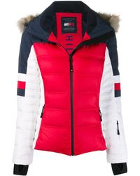 Rossignol X Tommy Hilfiger 2-way Stretch Jacket - Red