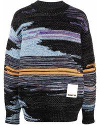 OAMC カラーブロック セーター - ブラック