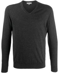 N.Peal Cashmere The Conduit セーター - グレー