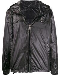 Philipp Plein Куртка С Капюшоном - Черный