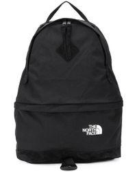 Junya Watanabe Zaino Oxford North Face Backpack - Black