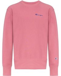 Champion - Sweater Met Ronde Hals - Lyst