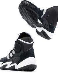 adidas Кроссовки Crazy Byw Из Коллаборации С Pharrel Williams - Черный