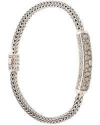John Hardy - Classic Chain Extra-small Bracelet - Lyst