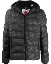 Rossignol Cesar Free Quilted-down Jacket - Grey