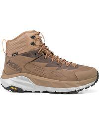 Hoka One One Kaha Gore-tex Boots - Brown