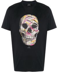 PS by Paul Smith - スカル Tシャツ - Lyst