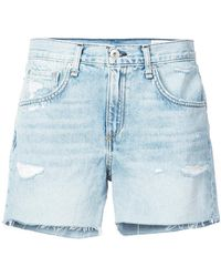 Rag & Bone - Denim Shorts - Lyst
