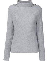 Jo No Fui - Tubular Neck Sweater - Lyst