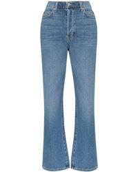 Eve Denim Juliette High-waisted Jeans - Blue