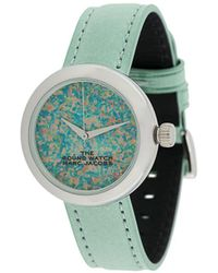 Marc Jacobs The Round Watch - Green