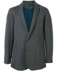 Kolor オーバーサイズ ジャケット - グレー