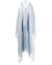 Jacquemus - Платье Riviera С Бахромой - Lyst