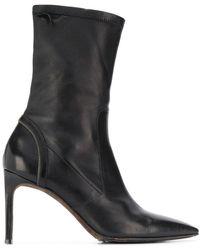 Brunello Cucinelli ミッドカーフ ブーツ - ブラック