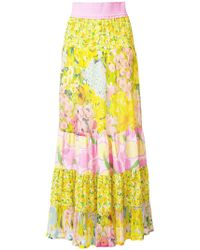Boutique Moschino - Gonna Skirt - Lyst