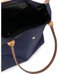 Longchamp Le Pliage ハンドバッグ - ブルー