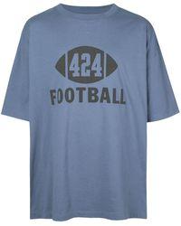 424 - メンズ - ブルー