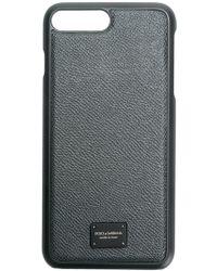 Dolce & Gabbana - ロゴ Iphone 7 Plus ケース - Lyst