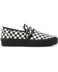 Vans 'Style 47' Creeper-Sneakers - Schwarz