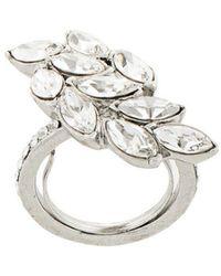Oscar de la Renta - Embellished Ring - Lyst
