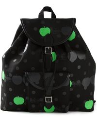Comme des Garçons 'the Beatles' Backpack - Black