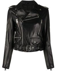 Manokhi Куртка С Карманами - Черный