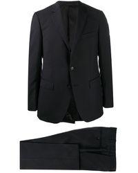 Lanvin シングルスーツ - ブルー