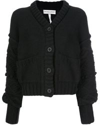 Apiece Apart Oversized Vest - Zwart