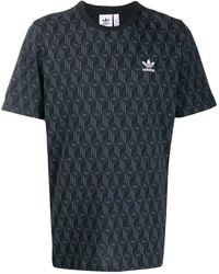 adidas T-shirt à logo - Noir