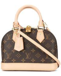 Louis Vuitton Sac à main Alma BB 2way - Marron