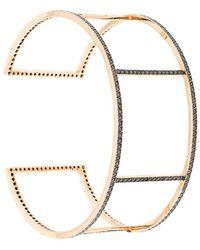 Ileana Makri Cuff Wire ブレスレット - マルチカラー