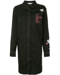 Yazbukey - Pink Lady Shirt Dress - Lyst