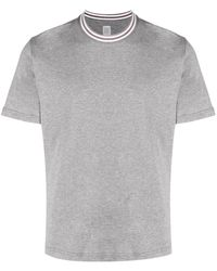 Eleventy クルーネック Tシャツ - グレー