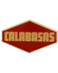 Yeezy Calabasas Pin - Red