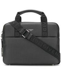 Givenchy - Logo Laptop Bag - Lyst