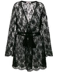 Gilda & Pearl Knightsbridge Kimono - Black