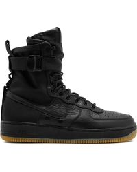 Nike Special Field Af1 High-top Sneakers - Black