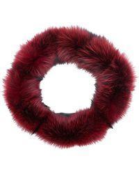 Eleventy - Soft Fur Snood - Lyst