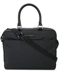 Want Les Essentiels De La Vie 15'' Slim Computer Bag - Black