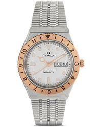 Timex Reloj Q Reissue de 38mm - Metálico