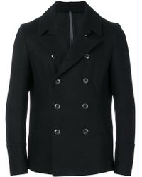 Attachment - Short Peacoat - Lyst
