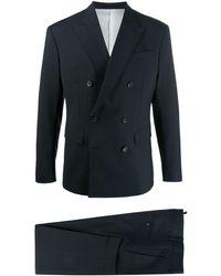 DSquared² Zweiteiliger Anzug - Blau