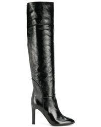 Giuseppe Zanotti Vernice ブーツ - ブラック