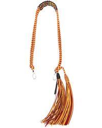 Proenza Schouler Плетенный Ремешок - Многоцветный