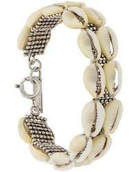 Étoile Isabel Marant - Shell Embellished Bracelet - Lyst
