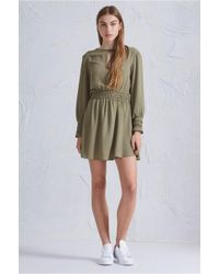 The Fifth Label - Chase That Feeling Long Sleeve Dress - Lyst