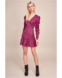 a5b6b7d9582 The Fifth Label Archer Long Sleeve Shirt Dress - Lyst