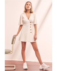 The Fifth Label - Movement Wrap Dress - Lyst