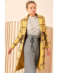 C/meo Collective - Hopes Up Coat - Lyst