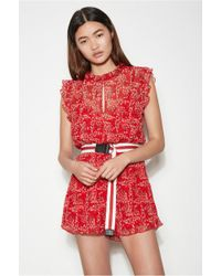 The Fifth Label - Apricity Playsuit - Lyst